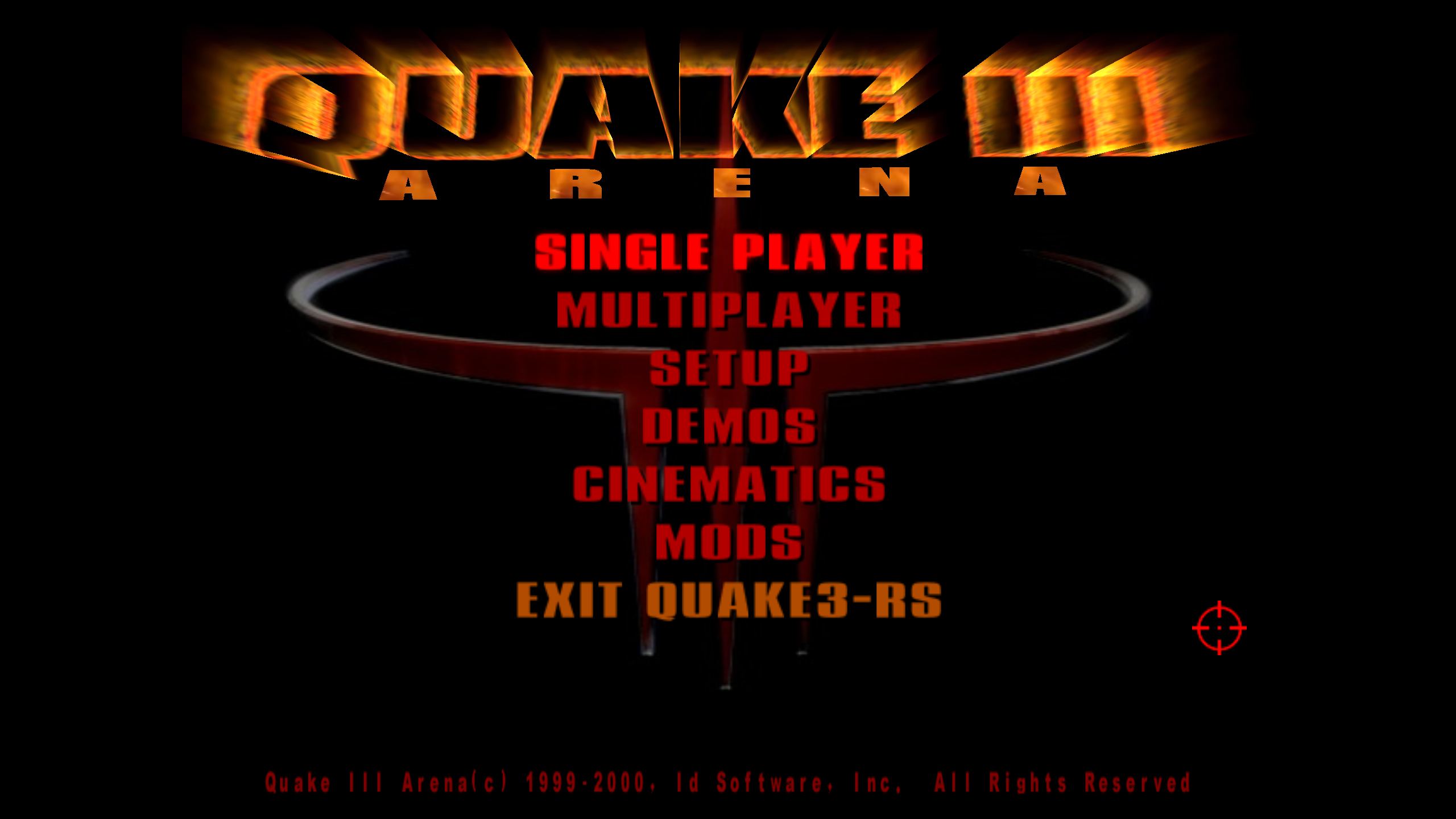 [Перевод] Перенос Quake 3 на Rust