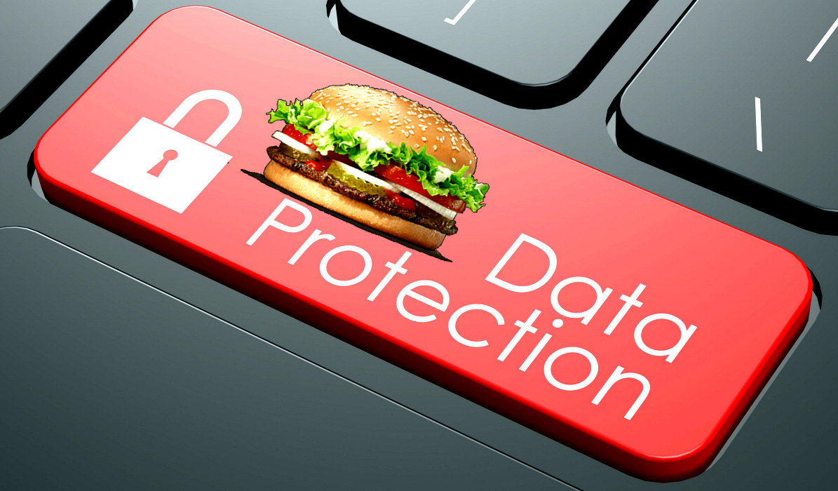 Burger King: mocking the protection of personal data. Correct?