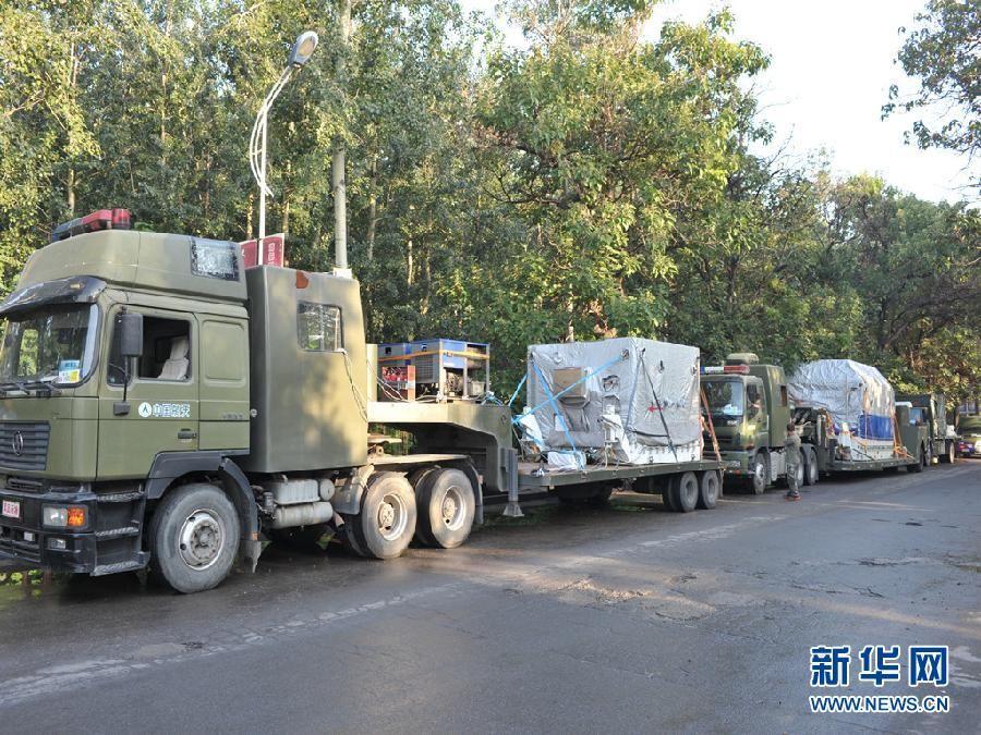Китай намерен до конца 2014 года запустить возвращаемый экспериментальный лунный орбитальный аппарат