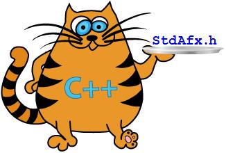 StdAfx.h, Precompiled headers