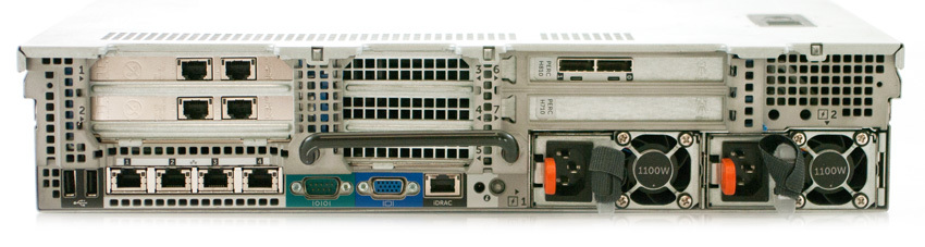 Dell PowerEdge_R820 12G BackDoor