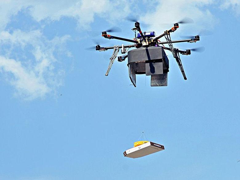 Доставка пиццы дронами в Сыктывкаре оказалась вне закона
