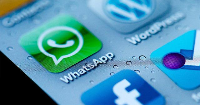 Facebook покупает приложение для смартфонов WhatsApp за $16 млрд