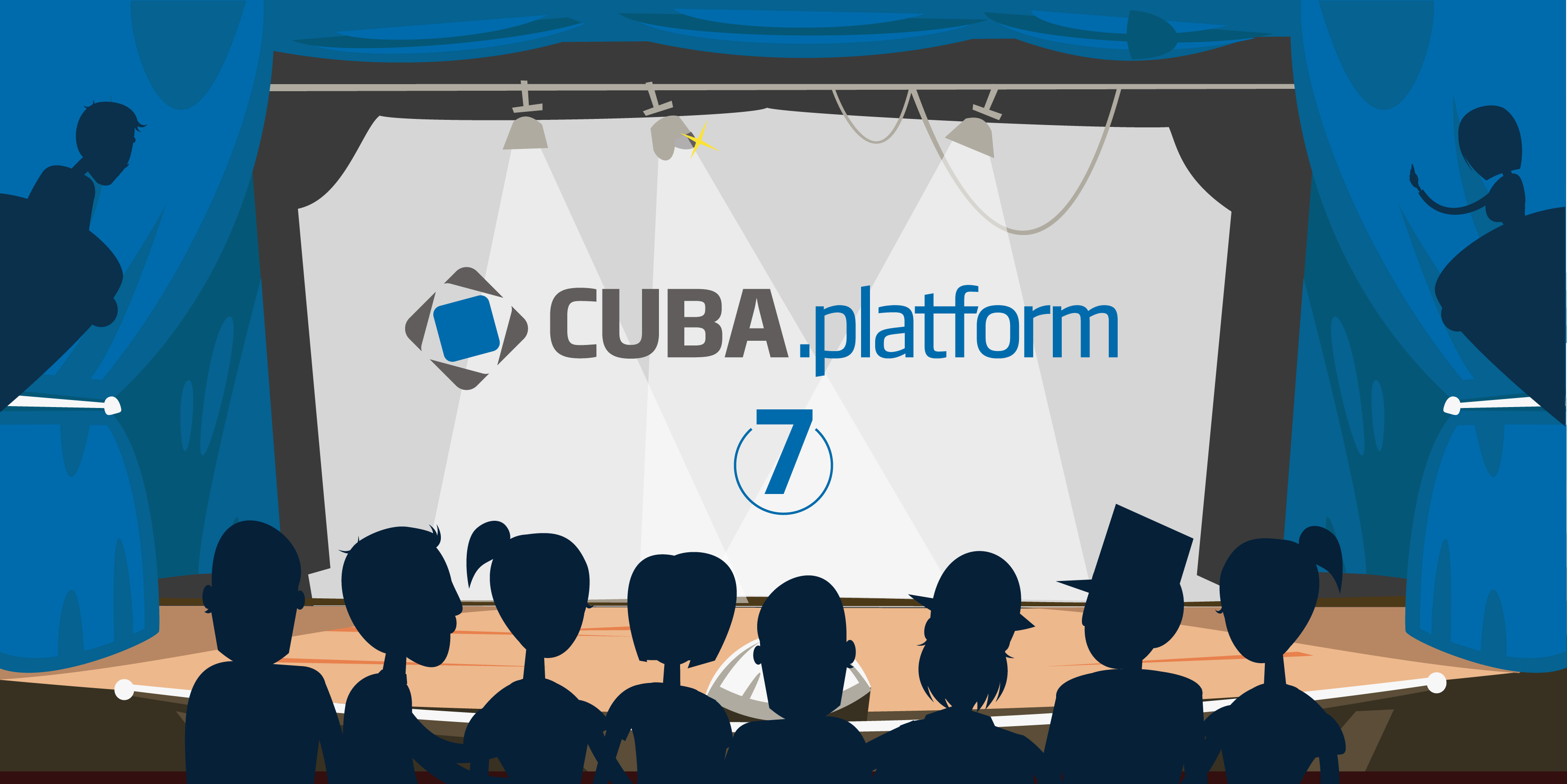 What's new in CUBA 7 / Haulmont corporate blog / Habr