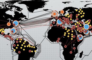 АНБ заразило вирусами более 50.000 сетей по всему миру