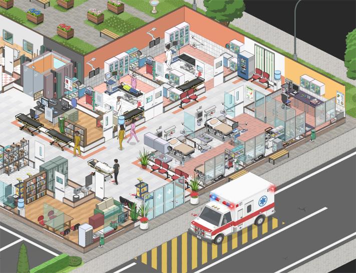 [Перевод] Как мы оптимизировали свой Theme Hospital под разные платформы