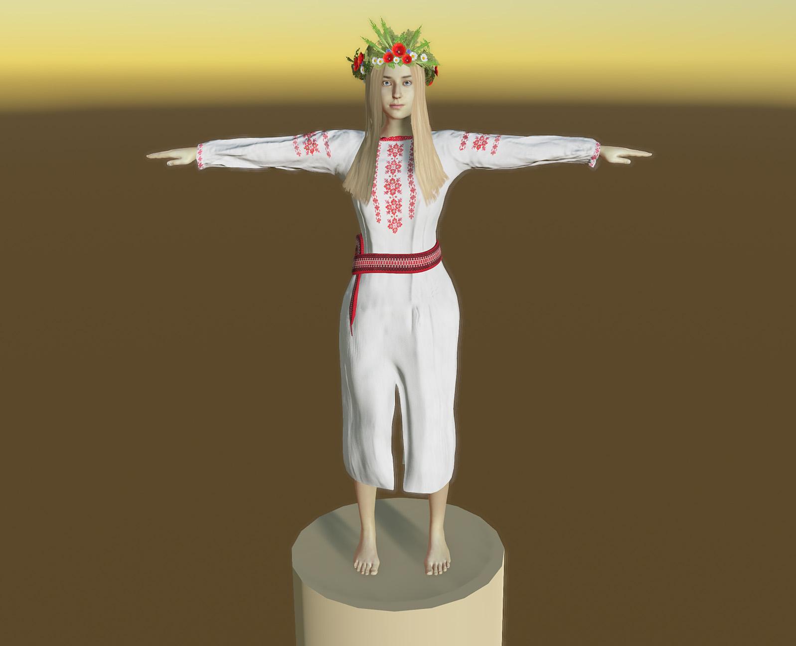 Нарисовать 3d девушка модель работа работа по веб камере моделью в ярославль