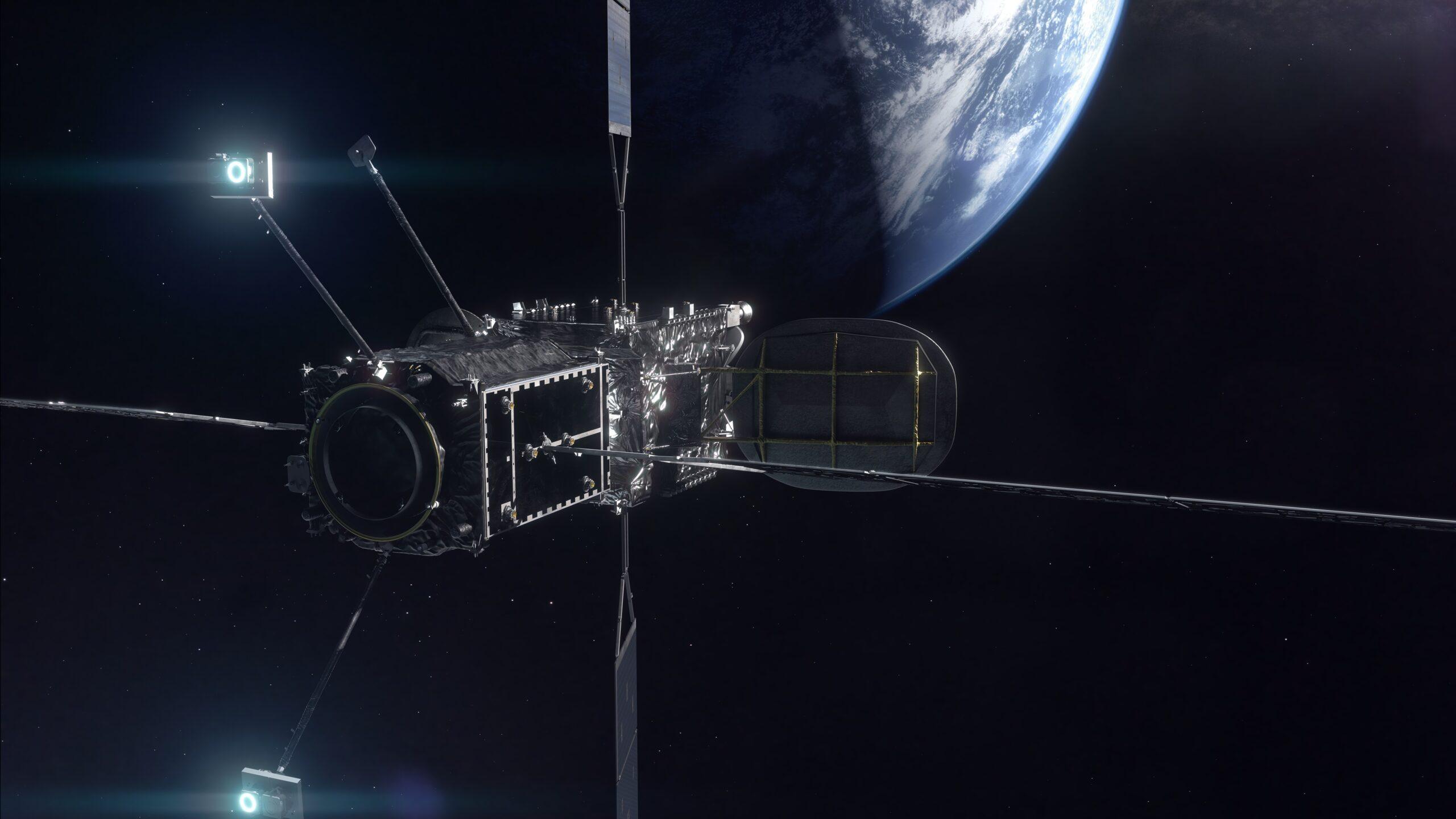 Northrop Grumman запустила на орбиту уже вторую сервисную станцию, которая оживляет спутники связи без топлива