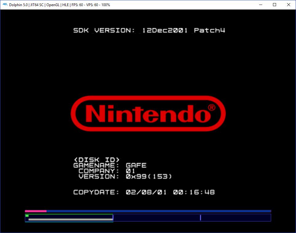 Game version ID 0x99