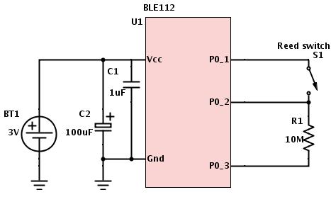 Рис. 2 Схема счетчика