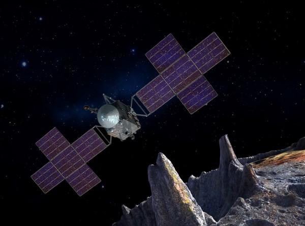 следующим летом НАСА отправляет аппарат с двигателями Холла к железному астероиду ценой $10¹⁹ / Блог компании Selectel / Хабр