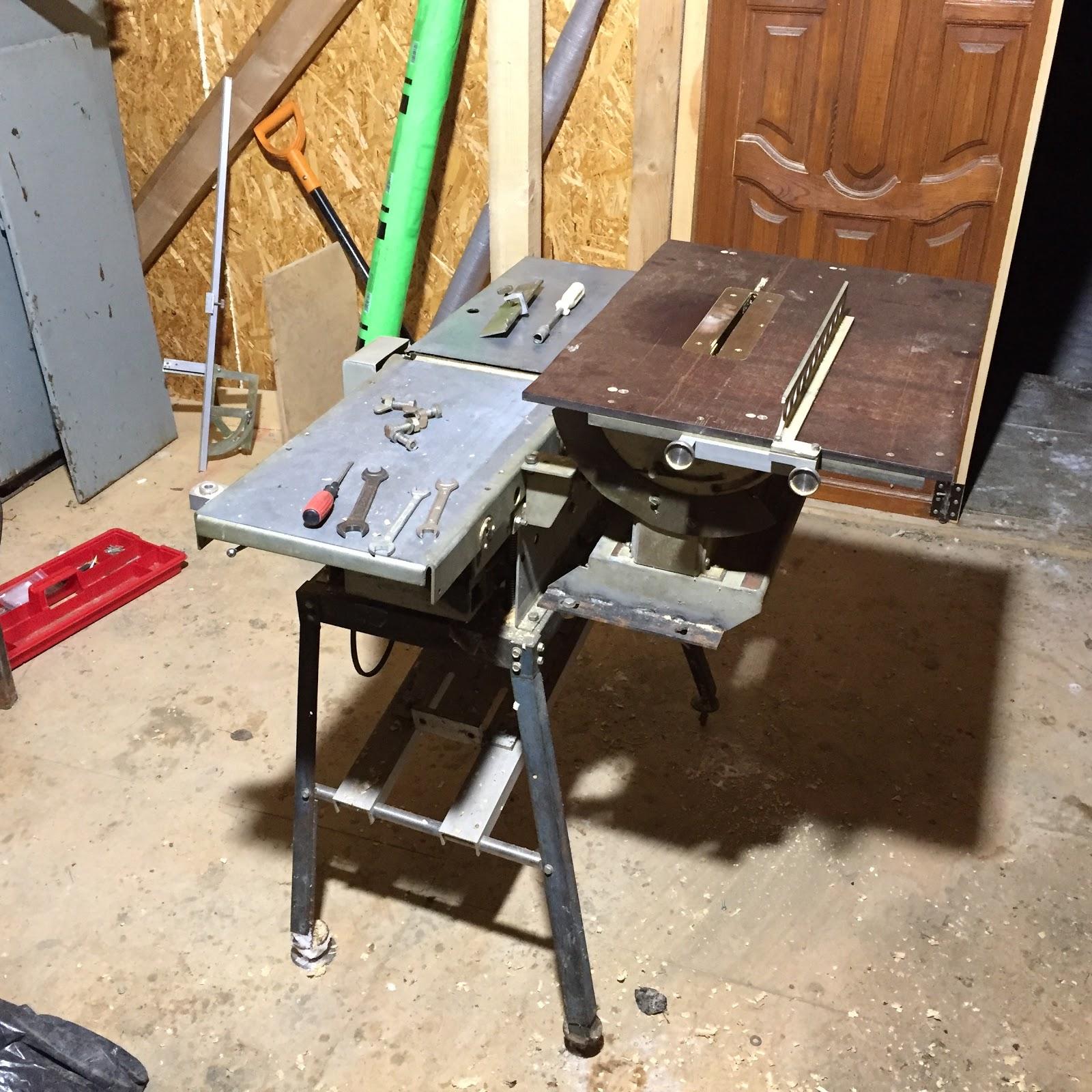 Шкаф в мастерскую своими руками