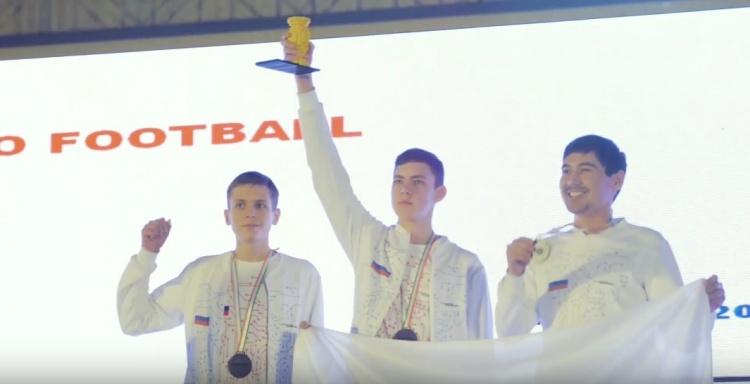 WRO 2016: премьера фильма о победах сборной России на Всемирной олимпиаде роботов