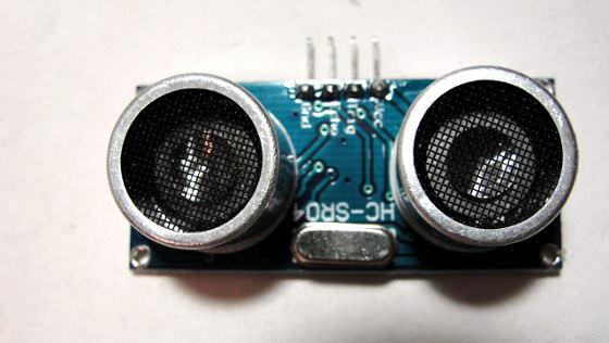 Ультразвуковой измеритель расстояния HC-SR04 Ultrasonic Module