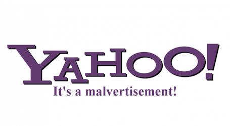 Тысячи пользователей Yahoo были заражены вирусами