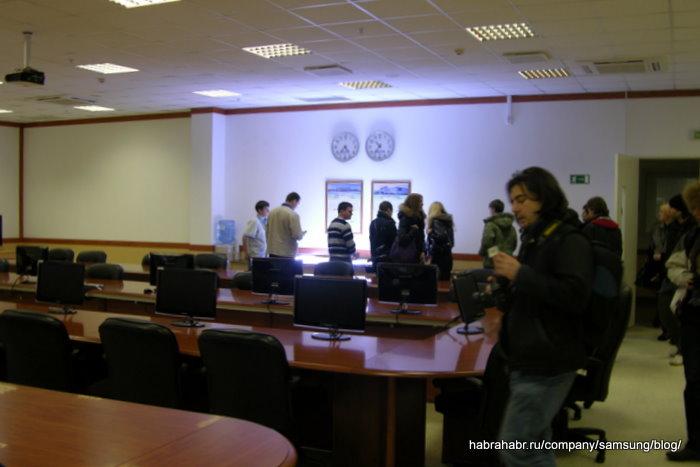 Фотоотчет о посещении SERK