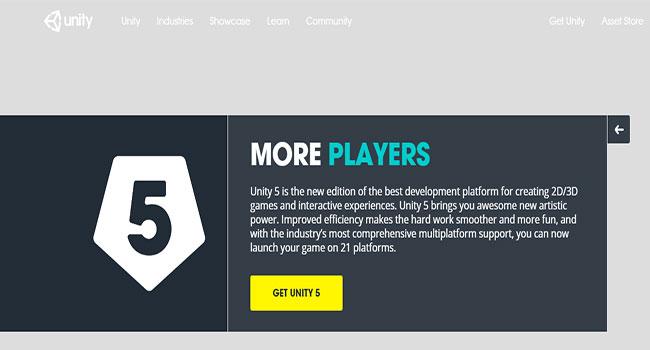 Десятка лучших движков для создания своих собственных игр