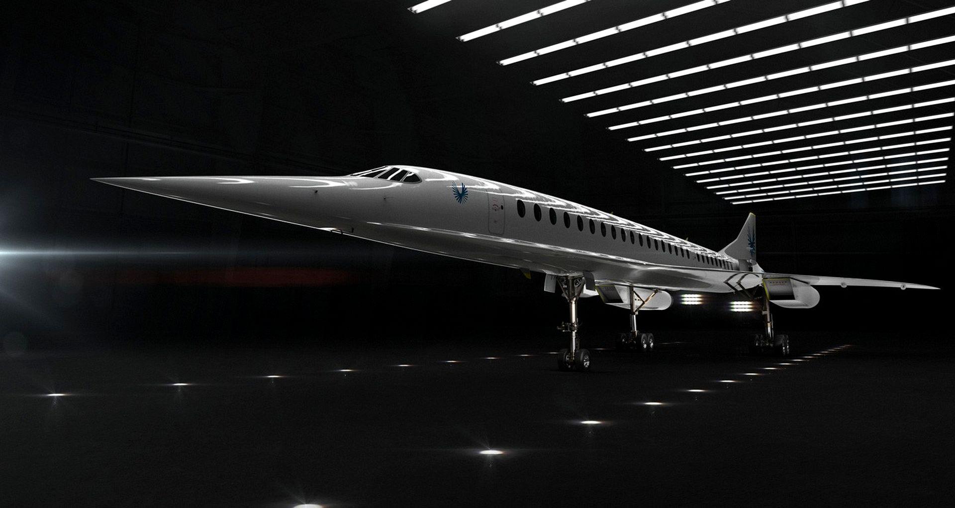 Возрождение гражданской сверхзвуковой авиации