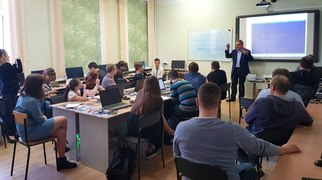 Как я не готовился и провел роснановский семинар по ПЛИС-ам в Москве. Планы сделать то же в Лас-Вегасе и Зеленограде