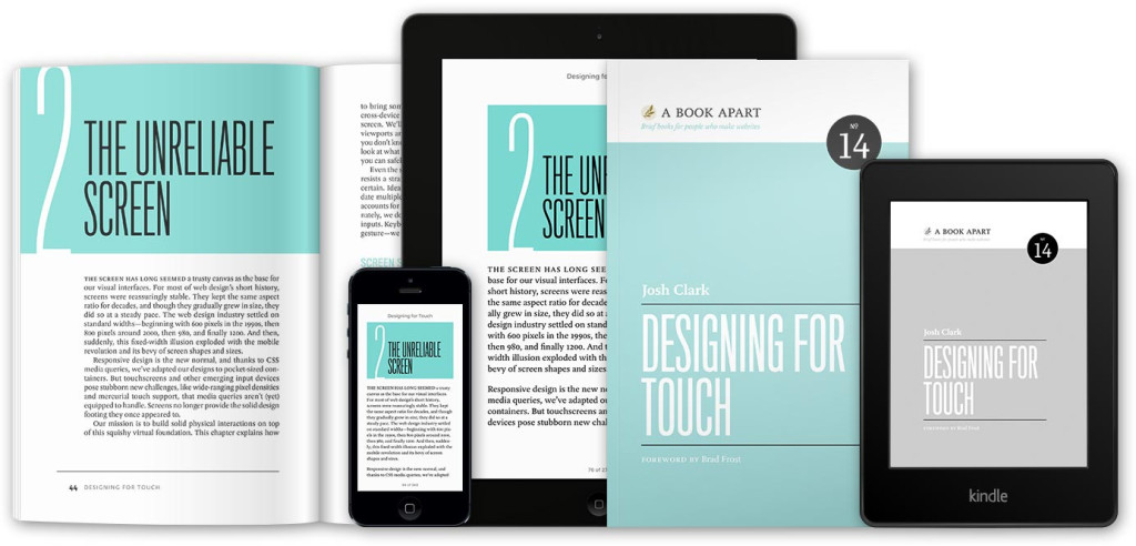 Josh Clark — Designing for Touch