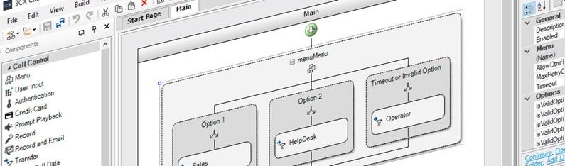 Представляем новые 3CX Call Flow Designer и 3CX CRM Template