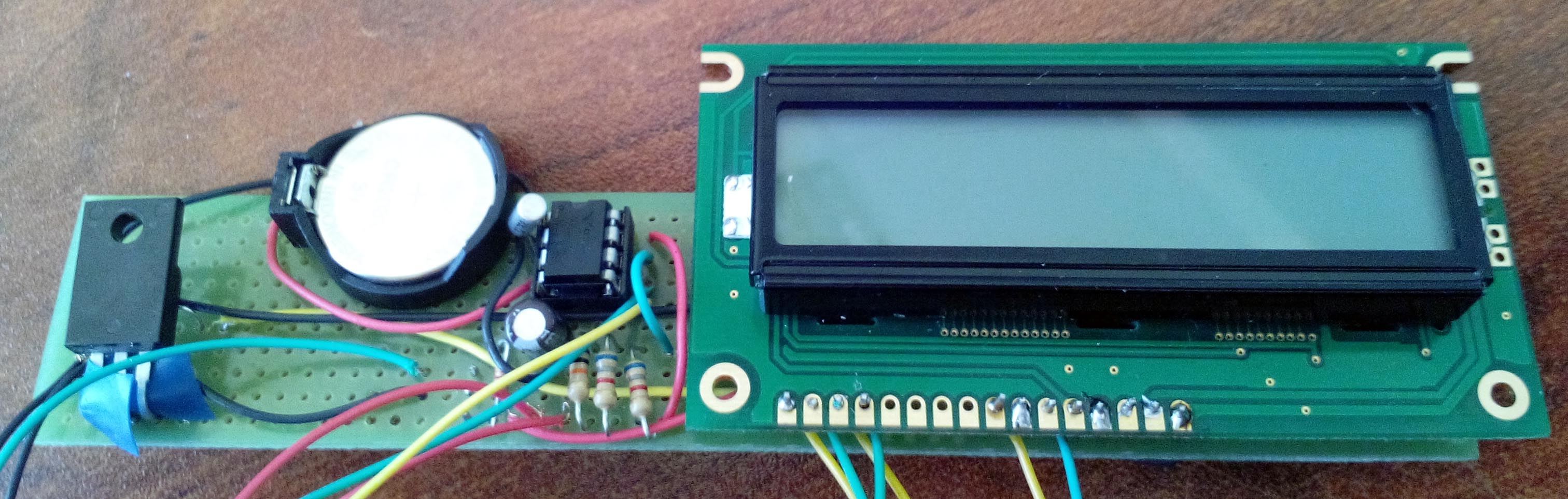 Arduino display