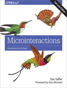 Microinteractions book cover
