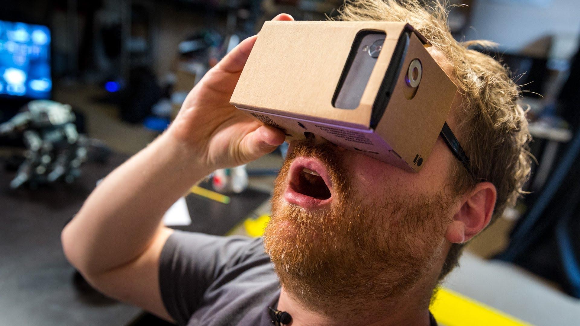 Неигровой VR: перспективы и возможности в вебе, – интервью с VR-энтузиастом Martin Splitt, Archilogic