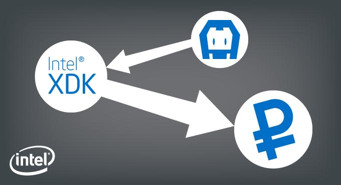 Intel XDK, обновление за июль 2014 г. – плагины для Cordova и монетизация!