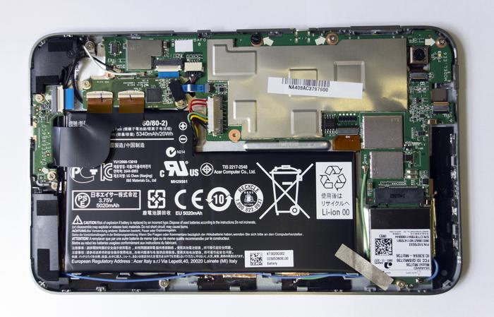 Планшет Acer Iconia W4: маленький помощник под гнетом большой Windows