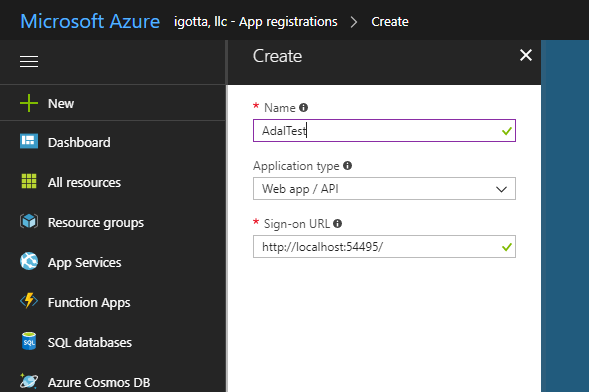 Office-365-azure-app-registration