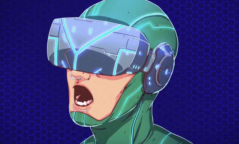 Перевод Все придумано до нас современные VR-технологии базируются на идеях 60-х годов прошлого века