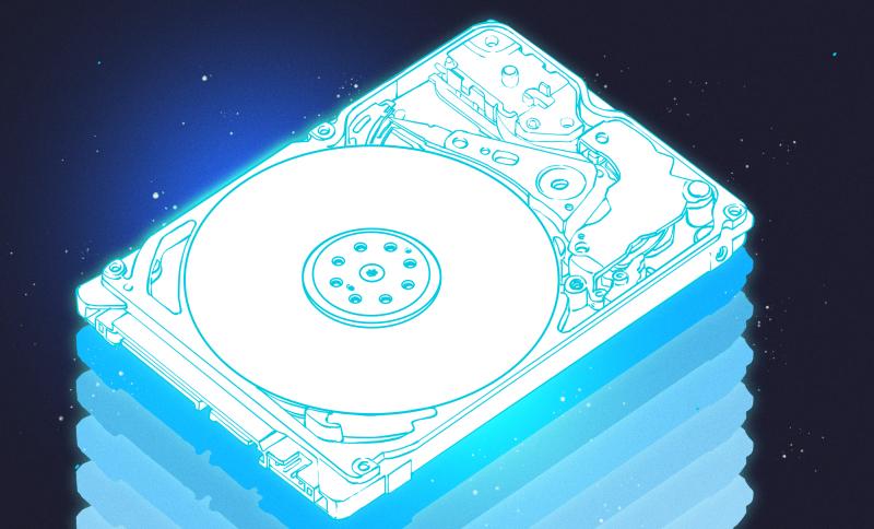 Перевод Жесткие диски сделали точное машиностроение привычным делом