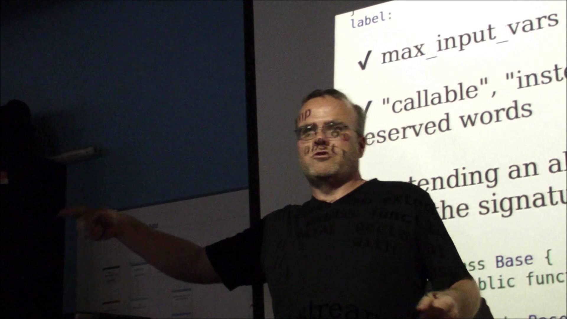 Гренландский программист (cоздатель PHP): «Ненавижу программирование. Но я  ...