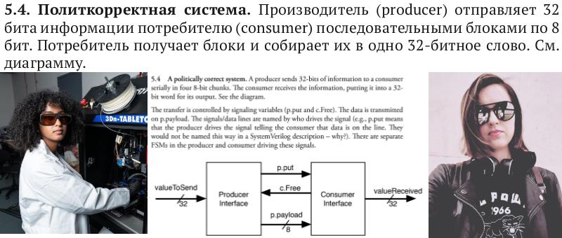 Политкорректность проникает в Россию через книги про проектирование чипов на SystemVerilog для не-начинающих