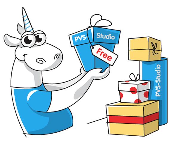 Бесплатные варианты лицензирования PVS-Studio