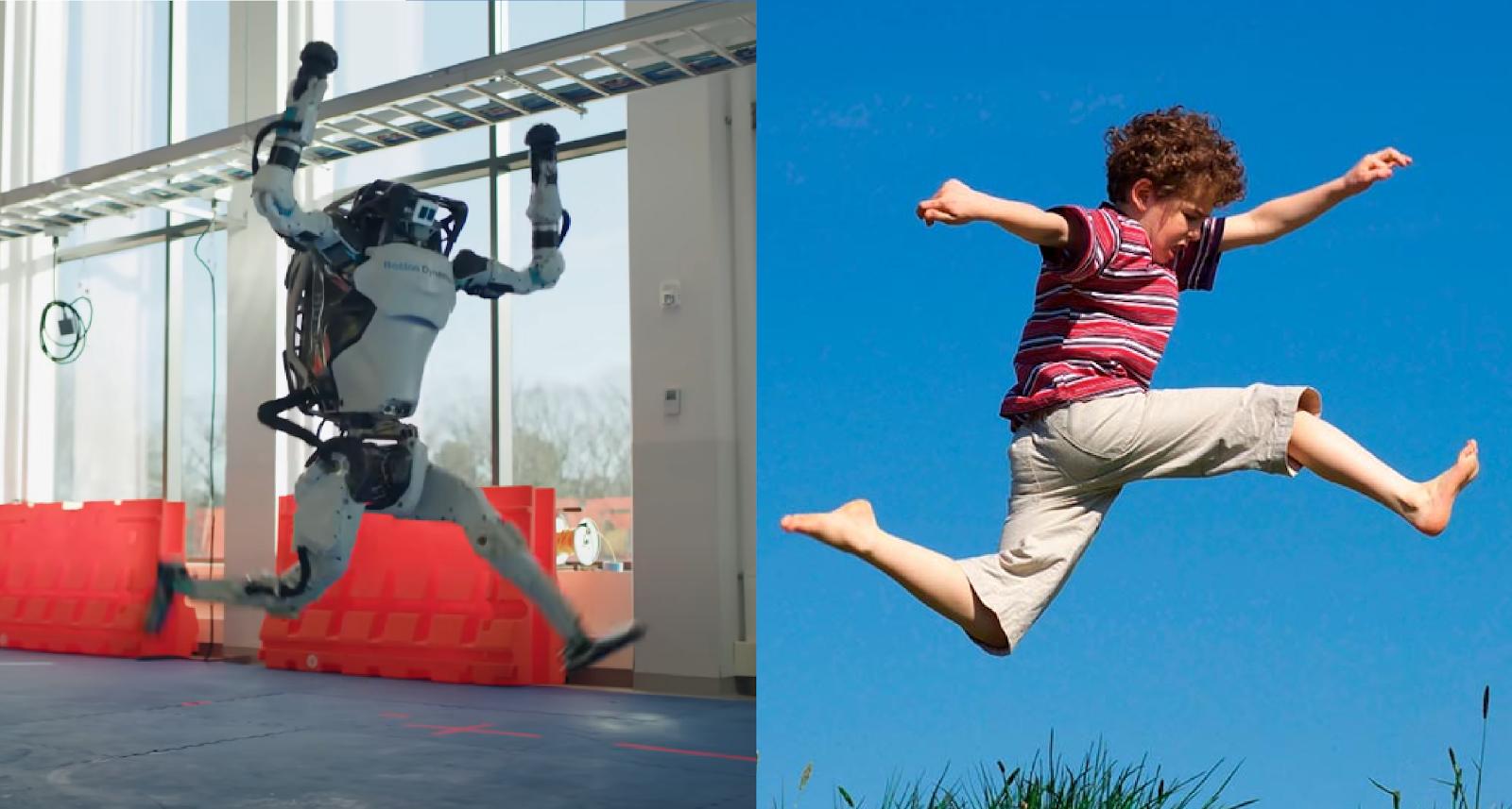 История развития Boston Dynamics от Плоского Одноногого Прыгуна до танцующего Atlas