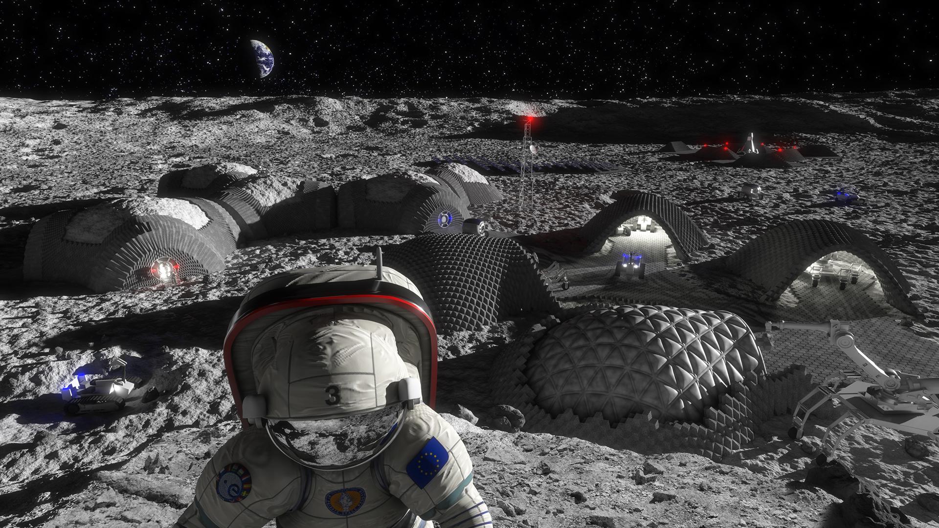 NASA с Nokia хотят развернуть 4G-сеть на Луне, и это глобальная проблема для радиоастрономии