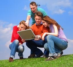 Счастье от природы и ноутбука