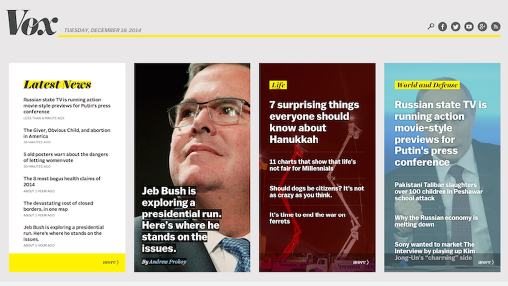 Algorithmic design: How Vox picks winning a layout out of thousands