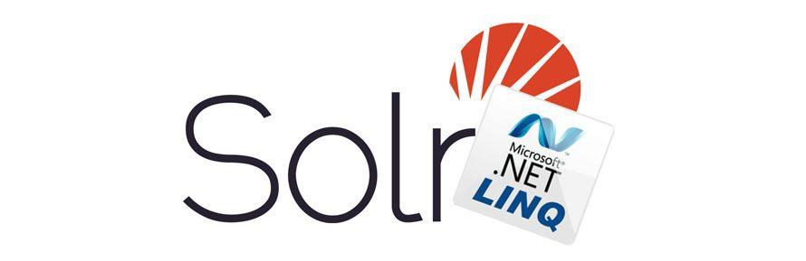 LinqToSolr — используем LINQ для получения данных из Solr