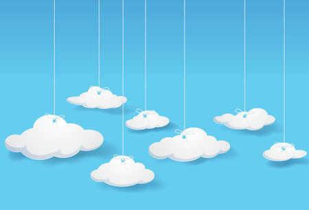 In Clouds (c) Fotolia/dvarg, 18 KB