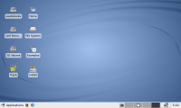 eeeXubuntu screenshot