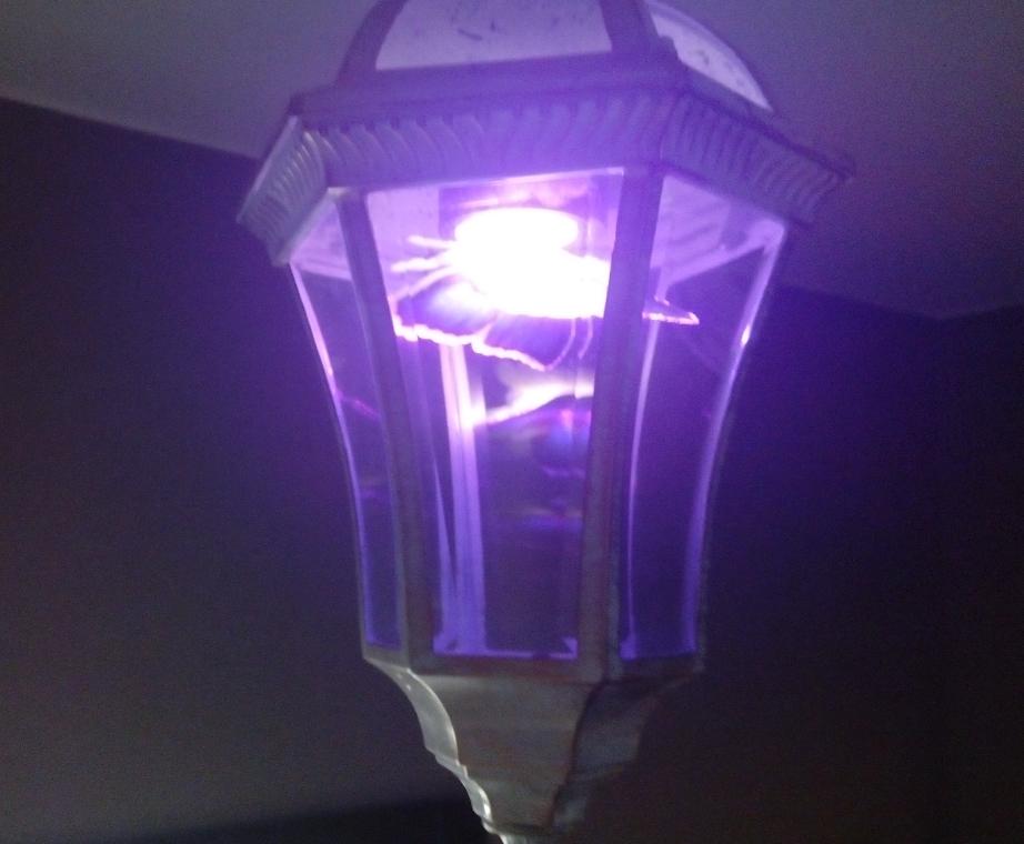 Программируемая Wi-Fi лампочка-ночник на ESP8266