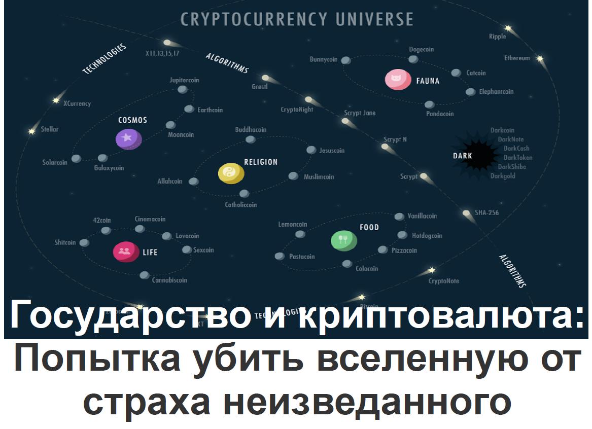 Государственный мандат на убийство вселенной и противодействие этому (доклад на Bitcoin Conference Russia 2015)