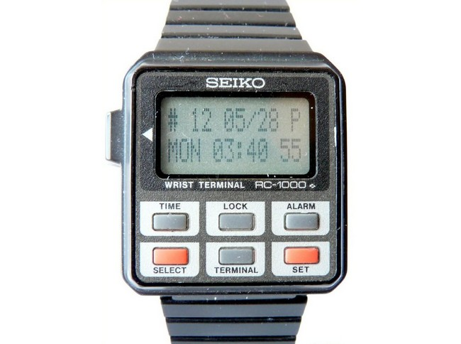 История умных часов