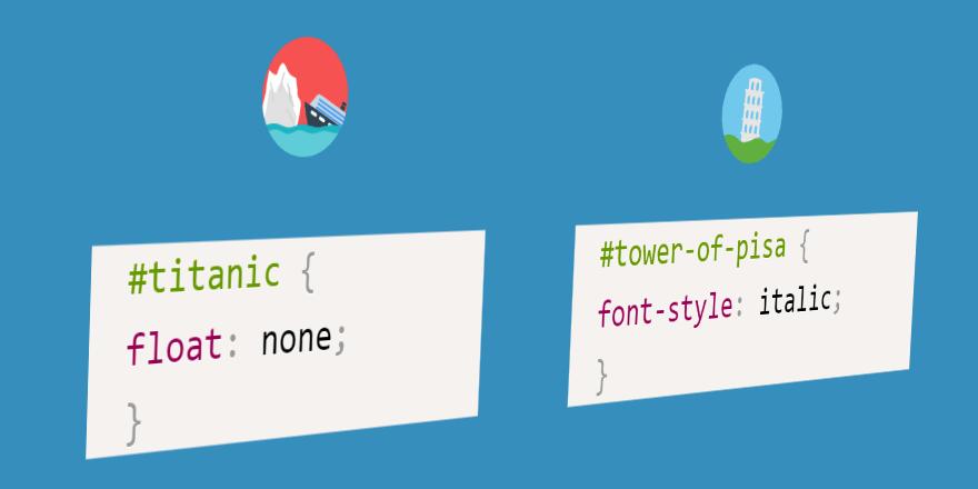 CSS-стили для печати, о которых я забыл