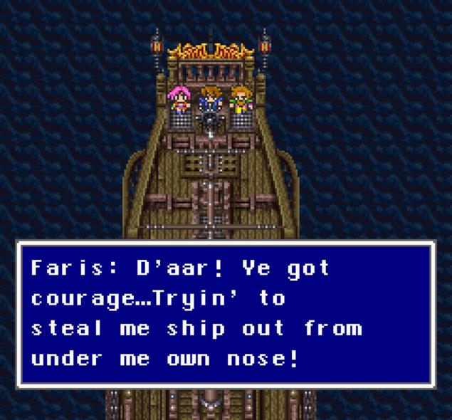 Как три школьника взломали исходный код Final Fantasy V, чтобы локализовать её