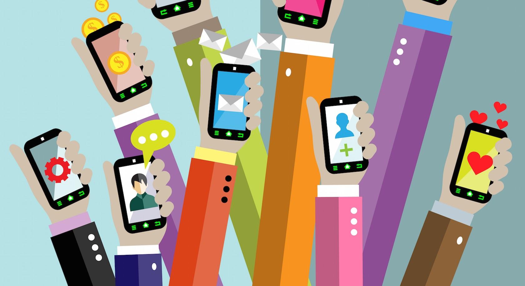 Эволюция дизайна и юзабилити мобильных приложений известных сервисов. Как улучшить свое приложение?