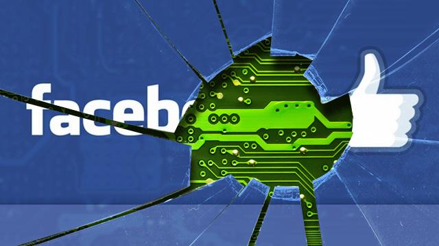 Закрытая уязвимость CSRF в Facebook